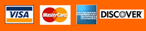 Tom's Plumbing Solutions - credit cards accepted: Visa, MasterCard, American Express, Discover
