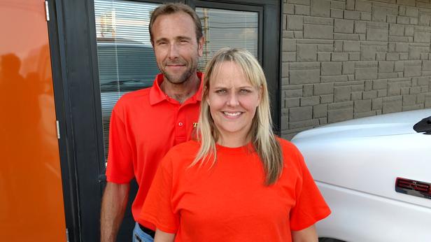 Tom's Plumbing Solutions Springfield IL - Jarett and Susan Smiley
