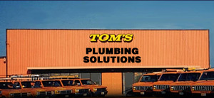 Tom's Plumbing Solutions in Springfield, IL at 2809 N Dirksen Parkway Springfield, IL 62702 - (217) 525-8688