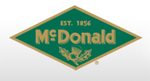 McDonald plumbing products